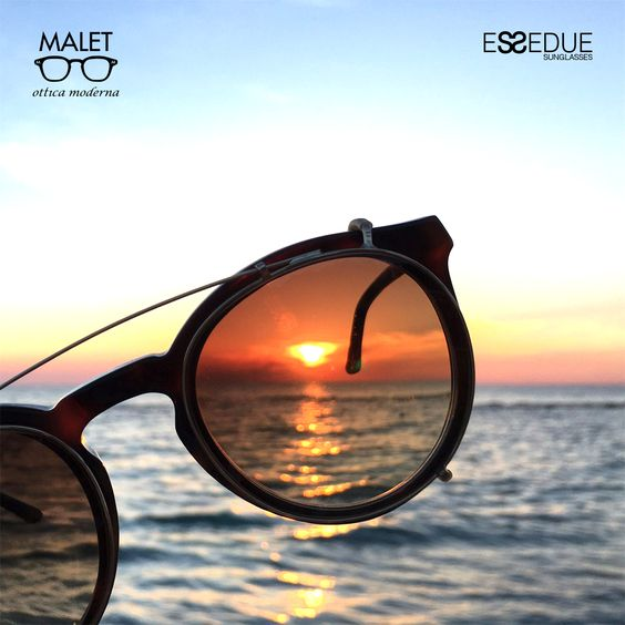 #orizzonte #summer #essedue #maletotticamoderna #esseduesunglasses #clipon #sea #mare