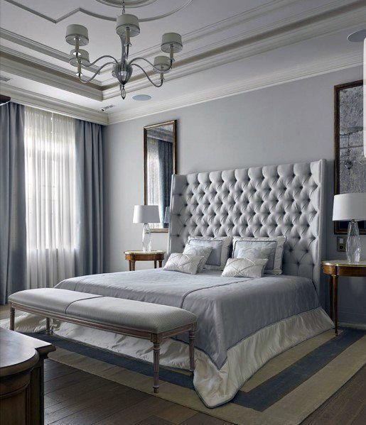 50++ Master bedroom light grey walls formasi cpns
