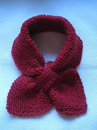 Ravelry: Baby Scarf pattern by liesl gibson I made this one for my nephew and...