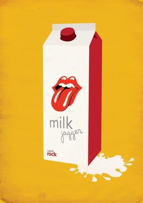 Milk jagger