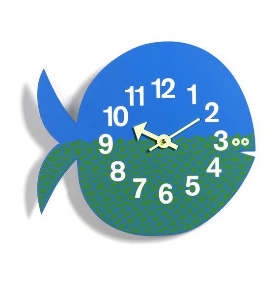 Fernando Fish Clock | Cooper-Hewitt Shop