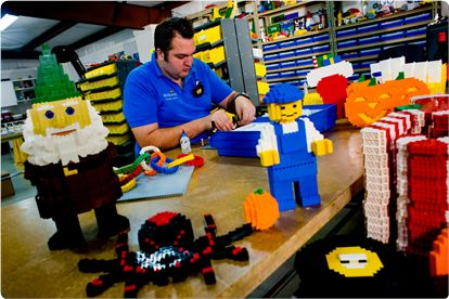 Lego Master Model Builder Search