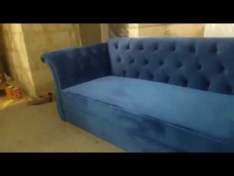 Chesterfield Tafting Back Sofa In Karachi Sofa Sofa Design