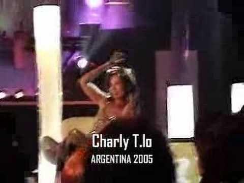 Thalia En Argentina 2005 (Detras De Camaras) (By Charly T.lo)