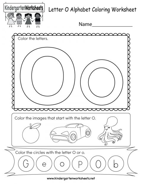 9 Letter O Worksheet Preschool Pattern Letter O Worksheets Alphabet Worksheets Alphabet Worksheets Kindergarten