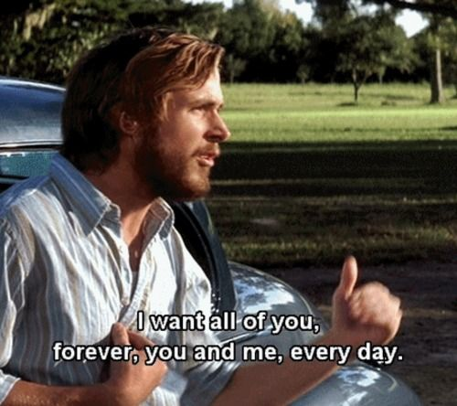the notebook notebook movie quotes and notebooks on pinterest