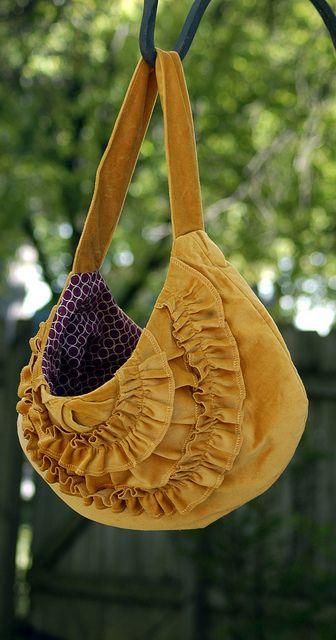 diy - such an adorable bag!