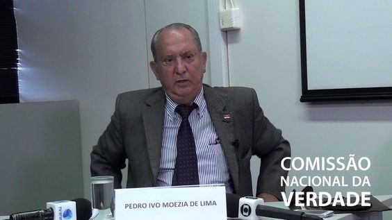 Depoimento do coronel reformado Pedro Ivo Moézia de Lima