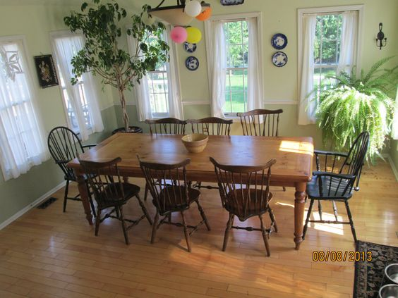 Antiques Primitives And Dining Room Tables On Pinterest