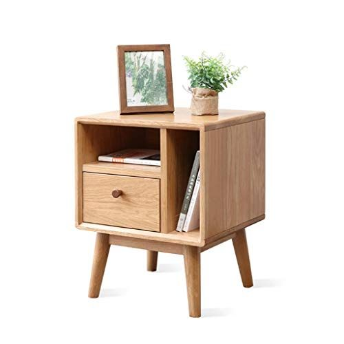 Nightstands Bedside Table Drawer Partition Storage Mini Storage Cabinet Health Furniture S Wooden Bedside Table Simple Bedside Tables Solid Wood Bedside Tables