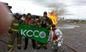 chive on firefighters