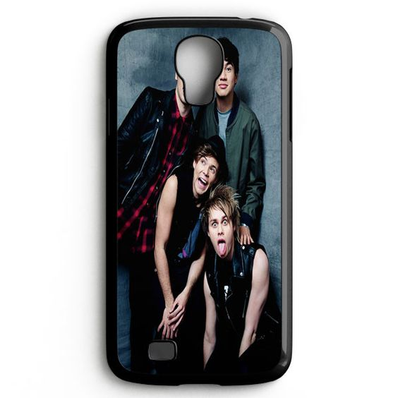 5 Second Of Summer Quote Samsung Galaxy S4 Case