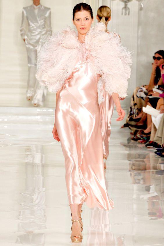 Pret A Porter - Nueva York Fashion Week  Ralph Lauren 2012 - Spring Summer