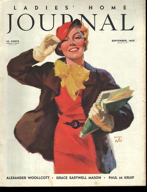 Ladies Home Journal September 1935
