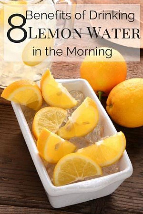 Lemon water benefits 92063
