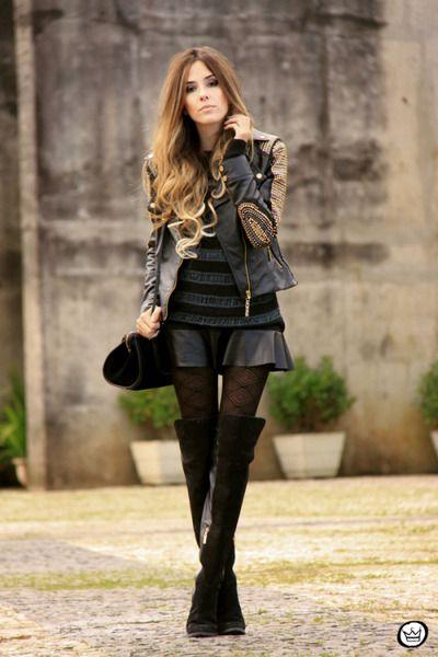 black Moikana jacket