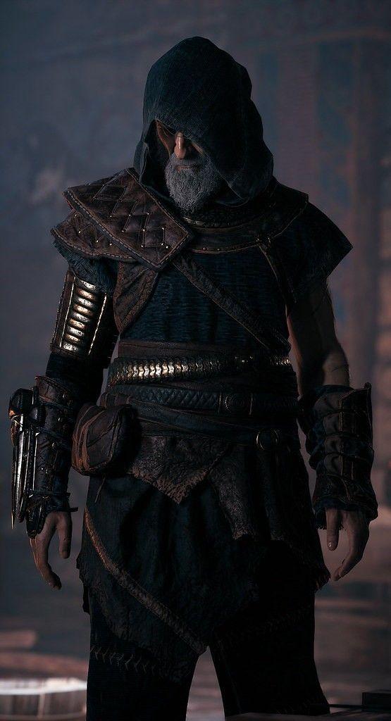Darius Assassins Creed Artwork Modern Assassin Concept Art
