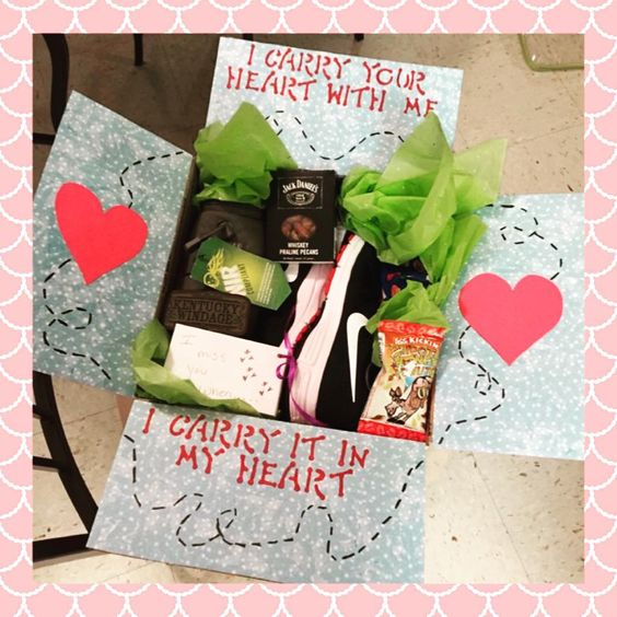 best college care package ideas to melt hearts - todaywedate.com