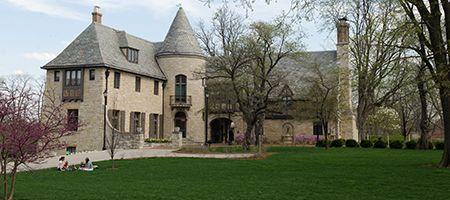 Ewing Manor House - Bloomington, IL