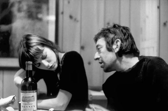 Serge et Jane, mes idoles
