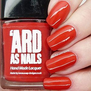 PRE-ORDER 'Ard As Nails- Creme- Jenny
