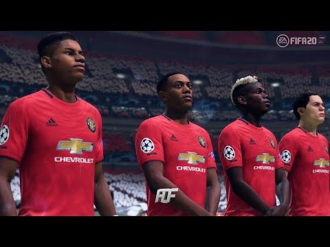 Fifa 20 Manchester United Vs Atletico Madrid Uefa
