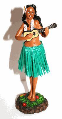 Amazoncom: hula bobble head