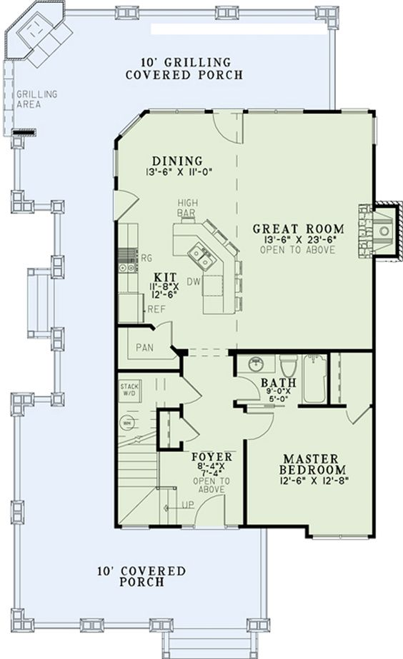 House Plans Craftsman Houses And Saltbox Houses On Pinterest