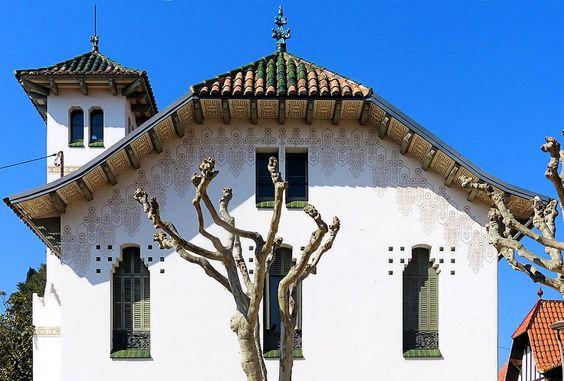 La Garriga - El Passeig 81 c #bluedivagal bluedivadesigns.wordpress.com