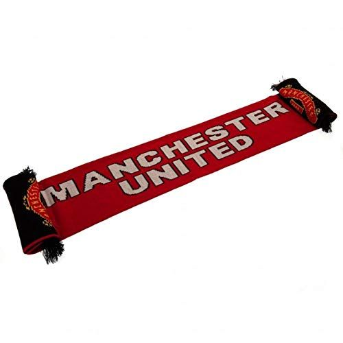 Manchester United F C Scarf St Manchester United Manchester The Unit