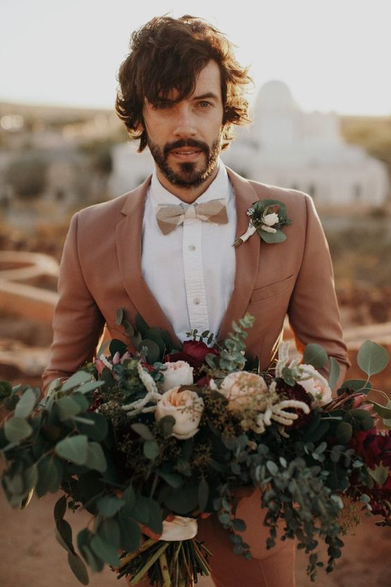This Wedding Inspiration at San Xavier del Bac is The Epitome of Southwestern Chic | Junebug Weddings