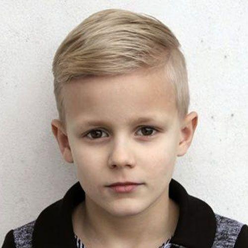 Cute Side Part Haircut For Boys Boys Haircuts Boy Haircuts Long Boy Haircuts Short