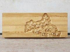 Aparador de madera maciza con cajones LF 05 - Atelier MO.BA.