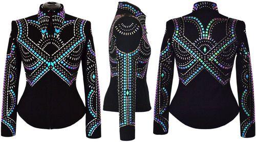 Next Level Jacket #customshowclothing #show #clothing #western  #westernshowclothing  #new