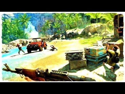 Far Cry 3 Classic Edition Upcoming Games June 2018 Trailer Ps4 Xbox One Pc