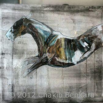 Free Spirit Chakib Benkara