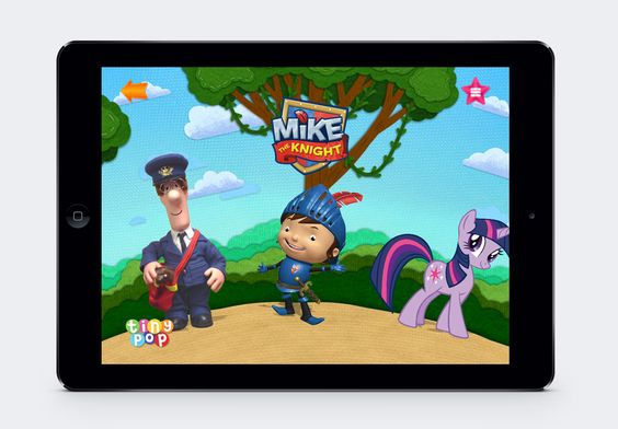TINY POP TV App - Goody Bag Giveaway