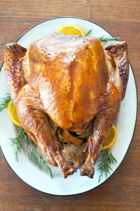 Since PSL season started early this year, it's not too soon to start planning your Thanksgiving menu, now is it? First things first: the turkey.