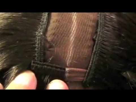 #9 HOW TO MAKE INVISIBLE PART ›Sew In Weave *NEW*Quick Weave - YouTube