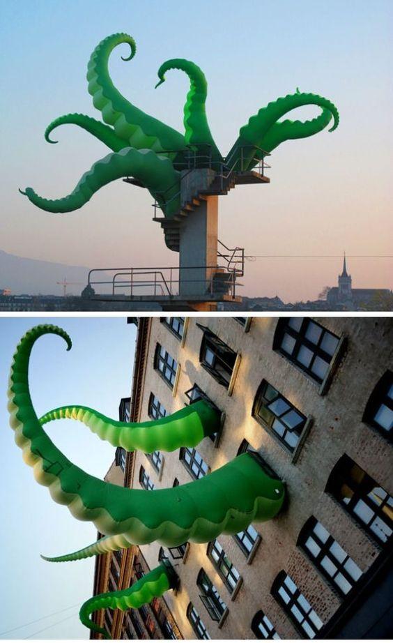 Installation & Sculpture | Filthy Lurker