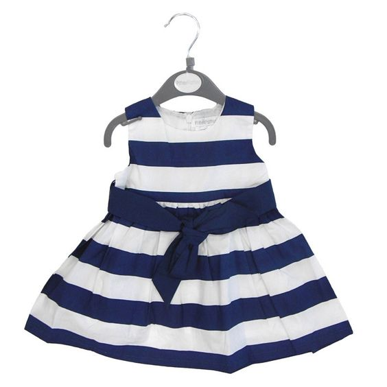 Nautical Stiped Dress