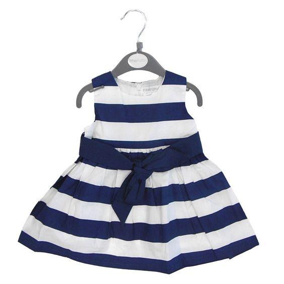 Nautical Stiped Dress