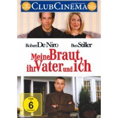 Klassiker - immer wieder gut für viele Lacher dank Ben Stiller, Robert de Niro, Owen Wilson