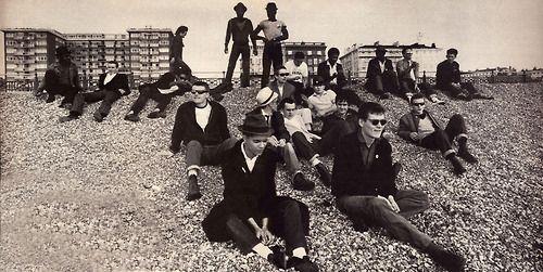 2-Tone beach party, Brighton 1979