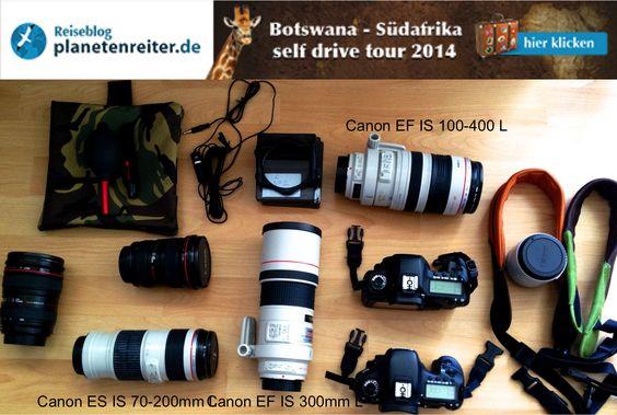 Objektive und Kameras für Safari und Tierfotografie