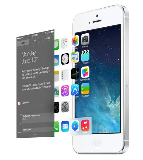 Apple unveils iOS 7 software designed by Jonathan Ive READ ARTCLE http://www.dezeen.com/2013/06/10/new-apple-ios-software-flat-design-jonathan-ive-wwdc/