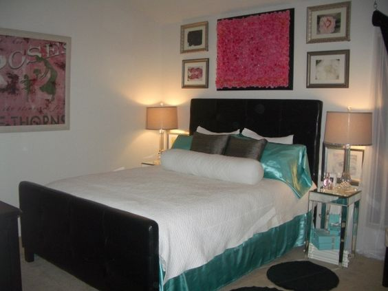 Single women bedroom decorating ideas glamolicious for Bedroom nothing lasts