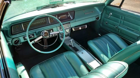 1966 Impala Ss Interior Classic Car Interiors