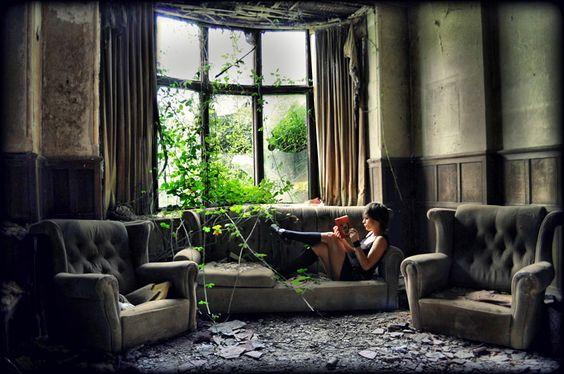(+99) Arte en Edificios Abandonados - Por Maša Kores - Taringa!