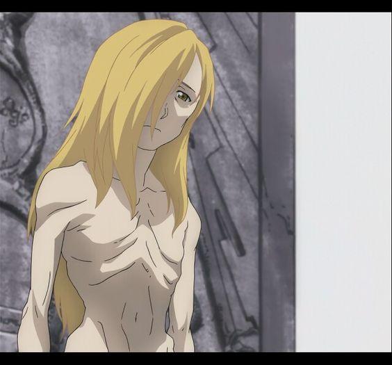 Alphonse's body held by truth